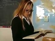 Gorgeous Teacher Is Blackmailed By Student