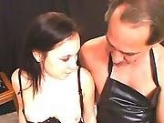 amateur,  bdsm,  big tit,  brunette,  torture