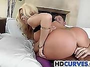 Big Ass Blonde Gets Drilled