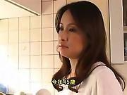 Fujimori Ayako big boobs mom