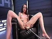 New Girl Gets Machine Fucked%3A Nikki Next