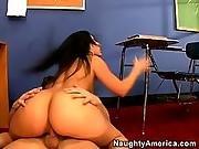 ass ,  boss,  latina,  office,  sexy,  table fuck,  teacher,  workplace