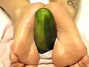 cucumber,  fetish