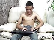 Amateur Asian Boy Jordan Webcam Jerk Off