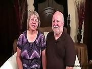 firsttime,  granny,  married,  mature,  old ,  wife