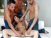 Bukkake Blowbang Group Scene With Anya Krey By Cum For Cover
