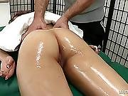 Massage And Sex That's All What She Need