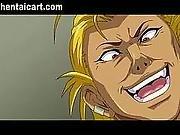 Innocent Hentai Girl Sucking Hard Cock