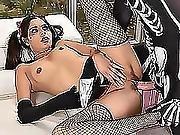 Sweet Hottie Katya Rodriguez Fucking Off For Pleasure