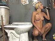 Scrumptious Jada Stevens Masturbates During The Time That That Babe Sucks A Large Dark Ramrod