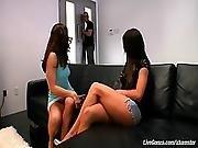 Livegonzo Amy Brooke And Amp Gracie Glam Orgasmic Teen Threesome