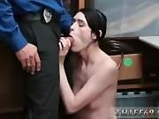 Male cop first time Suspect was caught