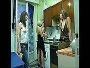 Three Italian Lesbian