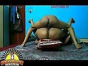 Desi Hardcore Bengali Wife Enjoyed In Desi Style Hardcore