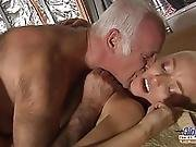 Horny Assistent Fucked By Old Man In Old Young Porn Cumshot Facial Blowjob