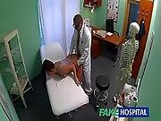 dirty,  doctor,  fucking,  hospital,  milf,  nurse,  reality,  sex ,  spit,  spy ,  voyeur