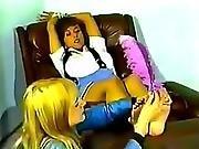 Secretary Tickling