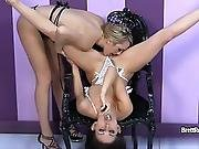 Crushgirls - Brett Rossi Licks And Fucks Kendall Karson
