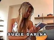 Czech Teen Suzie Carina Anal