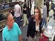 Married Bitch Comes Back To My Office At Pawnshop 0001