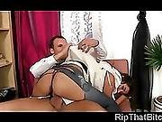 Little Grace Young Got Her Little Ass Hole Pounded In Office