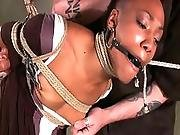 bdsm,  black,  bondage,  domination,  fetish,  hogtied,  kinky,  maledom,  rough,  sex ,  submissive,  tied