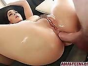 Valentina Nappi Wants A Huge Dick In Her Ass