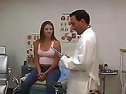 Pregnant Wife At Doctors By Packmans