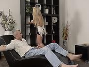 Old4k. Claudia Mac Reaches Orgasm Thanks To Sperkyed Mature Lover
