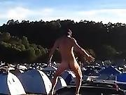 guard,  lifeguard,  nude