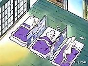 anime,  couple,  firsttime,  hentai,  nun ,  sex