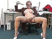Mature Squirting For Us   Disciplined By A Squirter