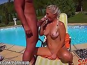 ballerina,  blonde,  blowjob,  cowgirl,  cumshot,  doggystyle,  lick,  milf,  outdoor,  pussy