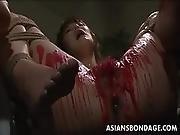 asian,  babe,  bdsm,  bondage,  japanese,  wax