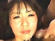 Japanese Girl 50 Blowjobs, 50 Swallows Part 1