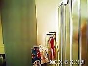 Bikini Off And Shower Time Hidden Cam Clip