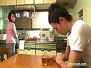AzHotPorncom - Breasts Milk Asian MILF Sex