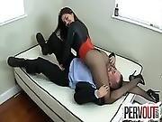 Face Sitting Penis Pumper Preview