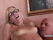 Tabitha James Gets Her Tight Twat Fucked Hard