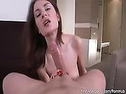 Anal Toys Help Camilla Moon With First Time Anal   Firstanalquest%21