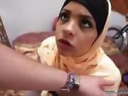 Arab old man Desert Rose, aka Prostitute
