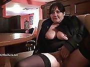 Voyeur Peek Of Mature Andreas Public Masturbation And Naught