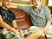 Charming Twinks Jackson And Andrew Fuck