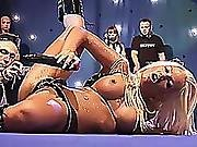 Stepmom Naked On Public Stage