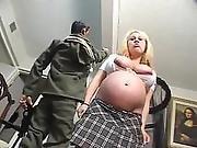 Pregnant Giantess