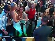 Awesome Brides Dancing And Fucking