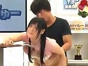 Real Japanese Amateur Pussy Slammed