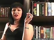 amateur,  cigarette,  kinky,  milf,  mom ,  mother,  smoking,  solo,  teasing