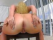 Blonde Bbw Savanah Great Thick Body