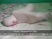 Extreme Mummified Indonesian Girl 014 - Clip